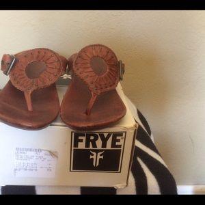 Frye wedge